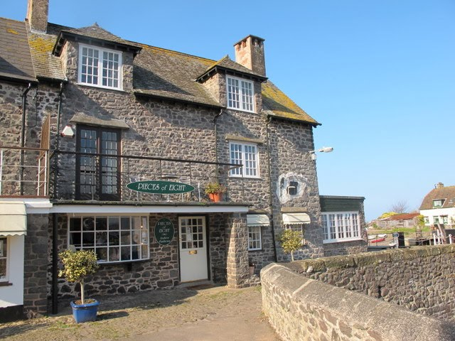 Harbour House Cottages At Porlock Weir Holiday