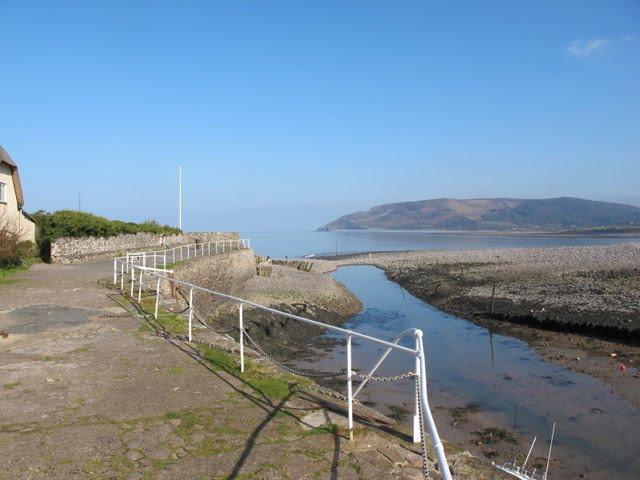 View of Porlock Weir