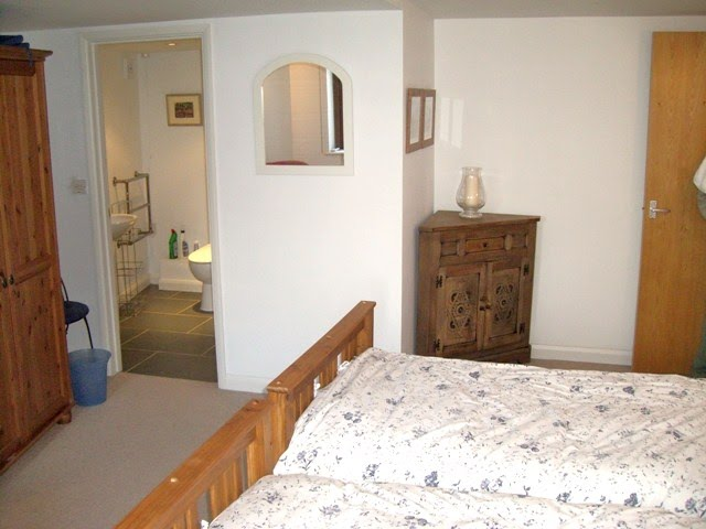 Twin Room Porlock Weir